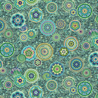 Circle Play Fabric Collection at Grizzly Gulch Gallery In Helena MT
