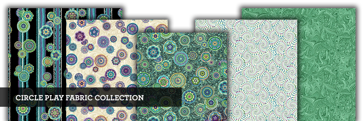 Circle Play Fabric Collections