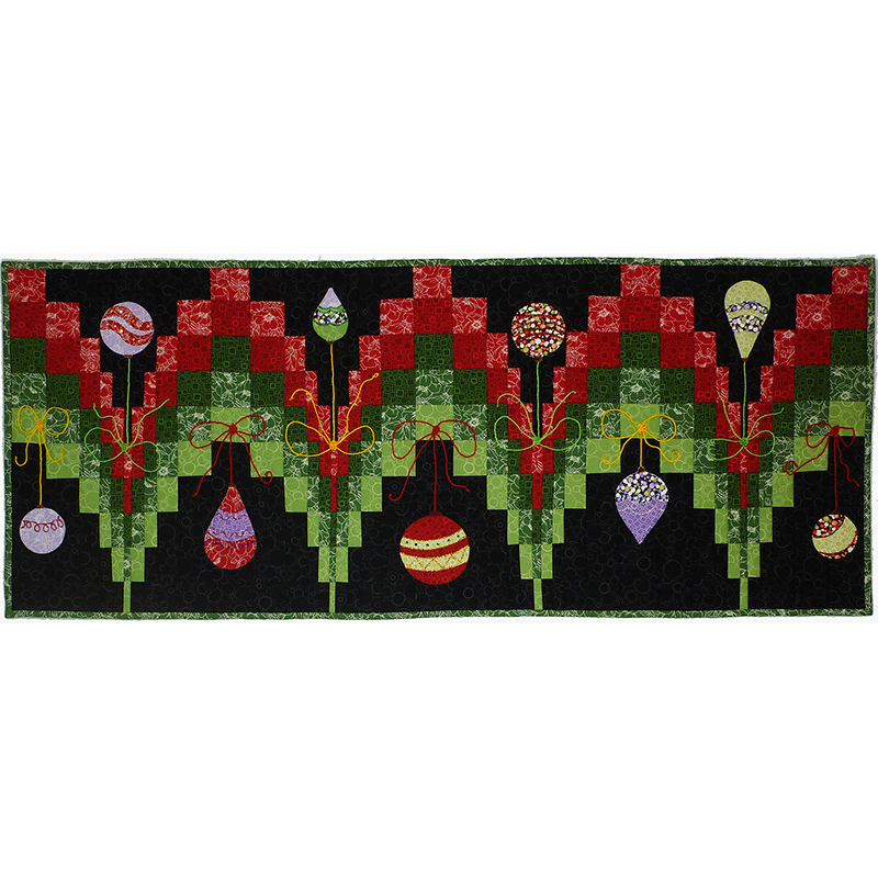Dec La Table Runner Pattern Optional Download Grizzly Gulch
