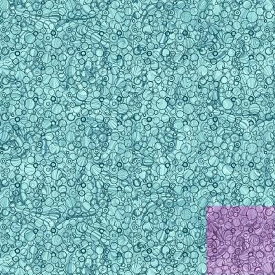 Circle Marble Tonal Fabric