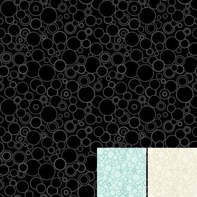 Circle Tonal Fabric