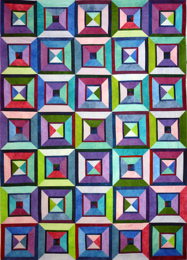 Splits 'n Strips Pattern