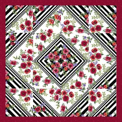 Stripe Extravaganza Pattern