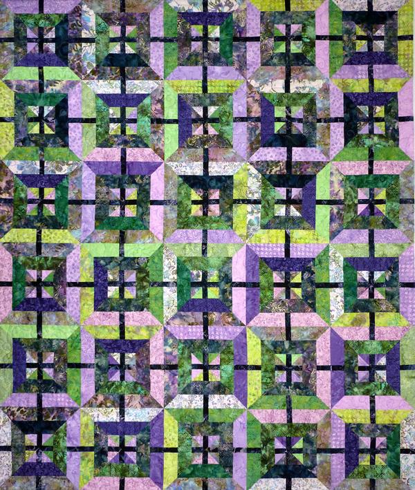 Stripped InBali Pattern