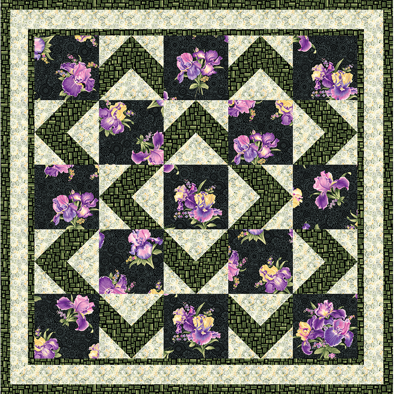 Walk About Quilt Patterns and Quilt Kits