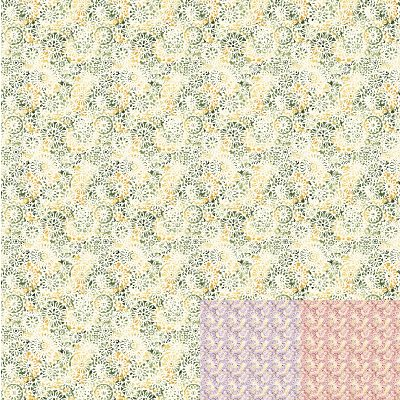 Medallion Quilt Fabric