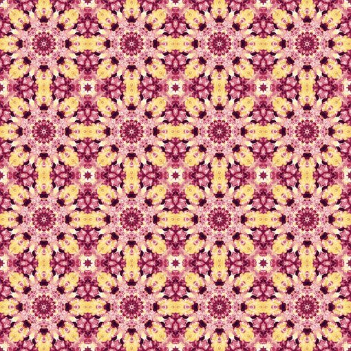 Kaleidoscope Quilt Fabric
