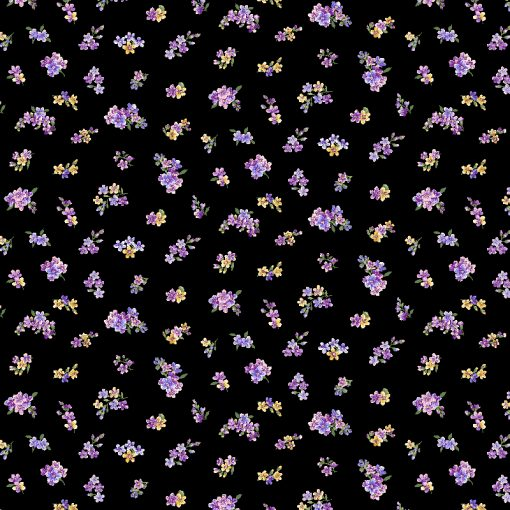 Fowerettes Quilt Fabric
