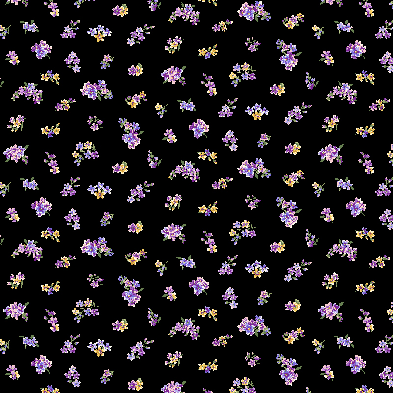 Fowerettes Quilt Fabric