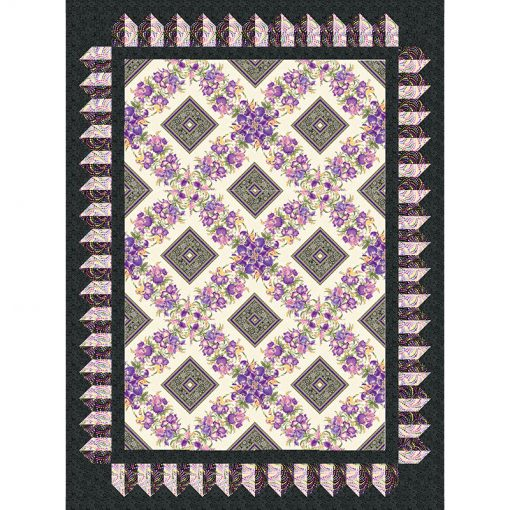 Around the Block Quilt Patterns and Quilt Kits