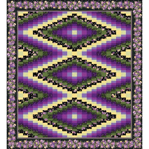 Ripples Quilt Patterns and Quilt Kits