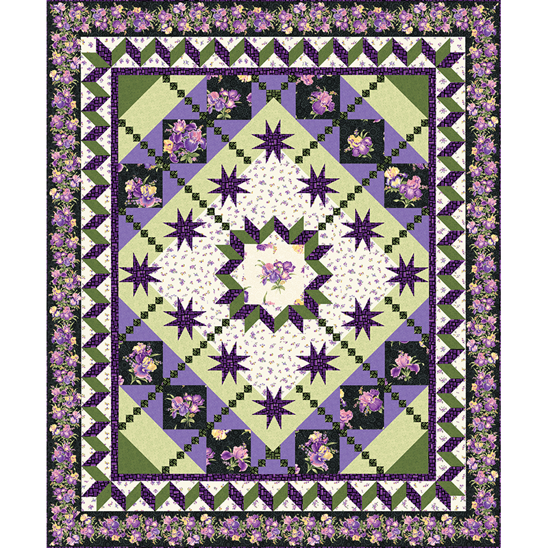 Spring Fling Pattern Optional Download Grizzly Gulch Gallery New Quilt Patterns