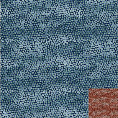 Floating petals Quilt Fabric