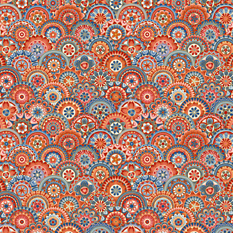 Fandango Quilt Patterns and Quilt Kits