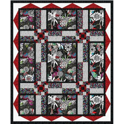 Imagine Quilt Patterns and Quilt Kits