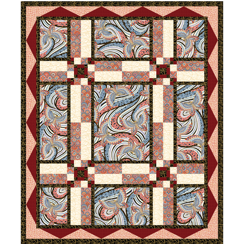 Imagine This Quilt Patterns and Quilt Kits