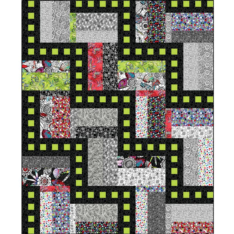 Just the right angle Quilt Patterns and Quilt Kits
