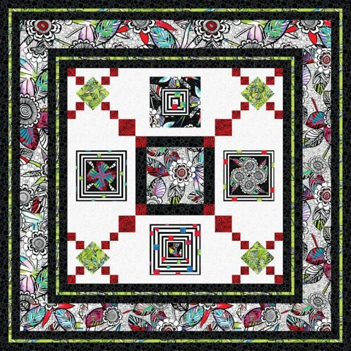 Squares by Golly Free Quilt Patterns and Quilt Kits