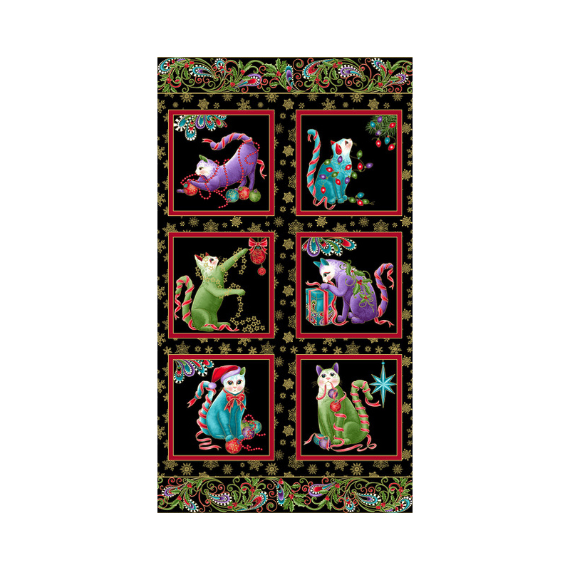 Walk About Quilt Kits at Grizzly Gulch Gallery In Helena MT