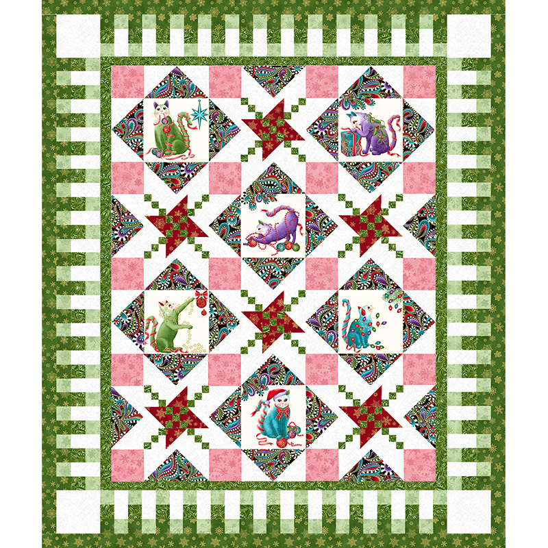 Quilt Patterns at Grizzly Gulch Gallery In Helena MT