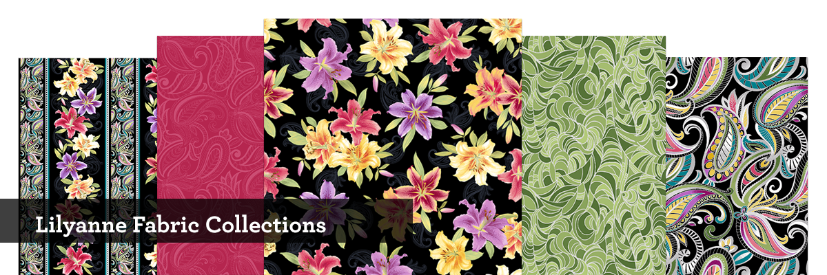 Lilyanne Fabric Collections